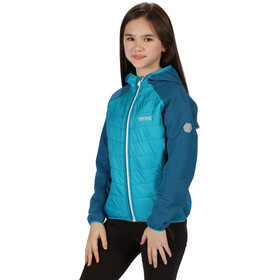 Regatta Kielder Hybrid IV Quilted Jacket Kids, freshwater blue/dark methyl